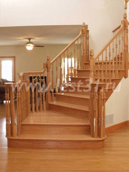 Деревянные ступени для лестниц своими руками - лестничный