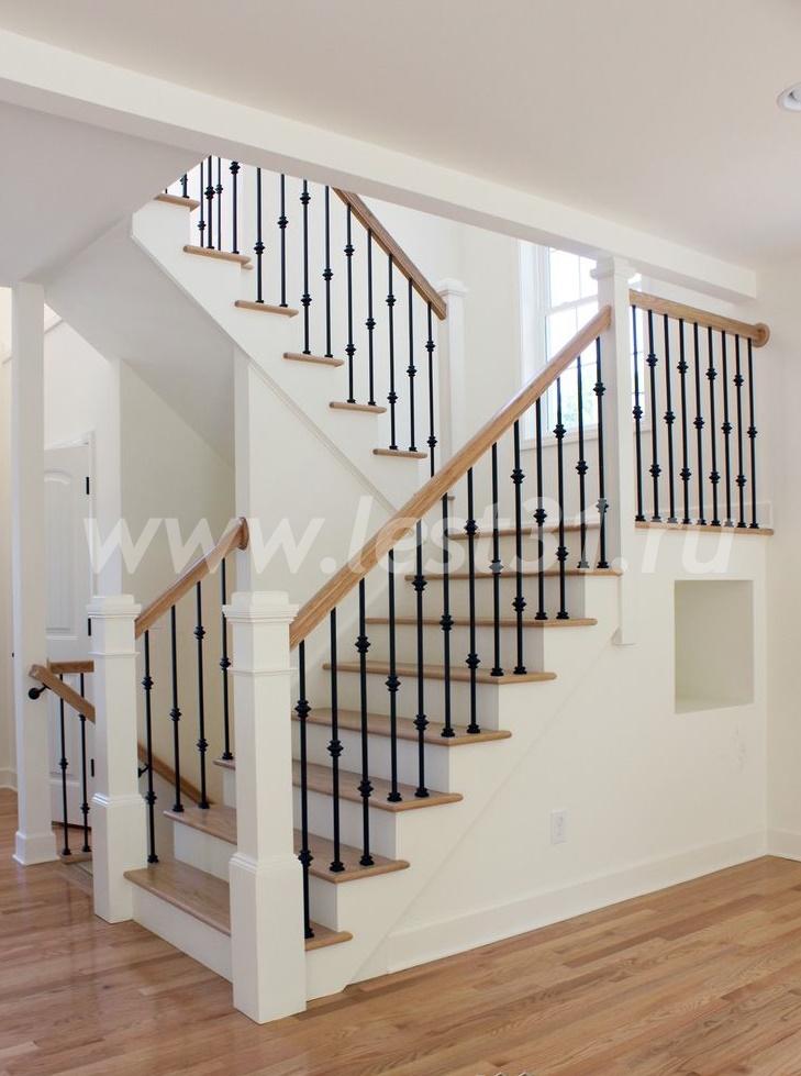 Ступени из дуба, бука или ясеня на лестницу