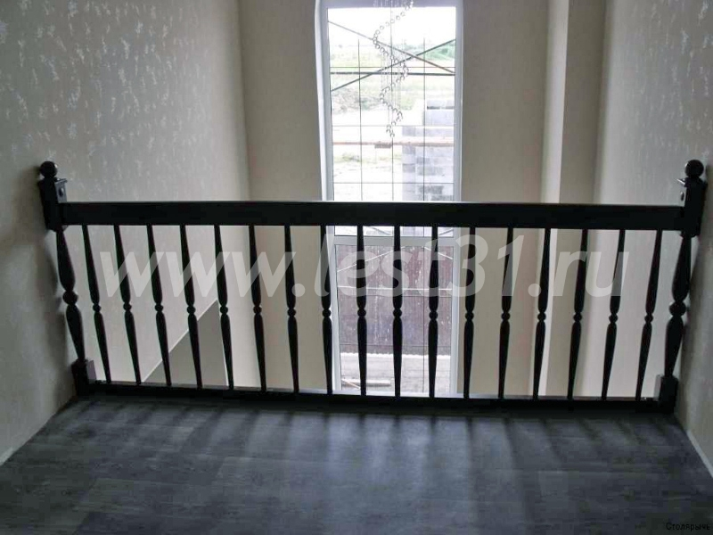 Купить балясины из ясеня для лестниц любого размера от