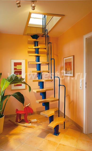 Лестницы на мансарду каталог цены Мансардные лестницы
